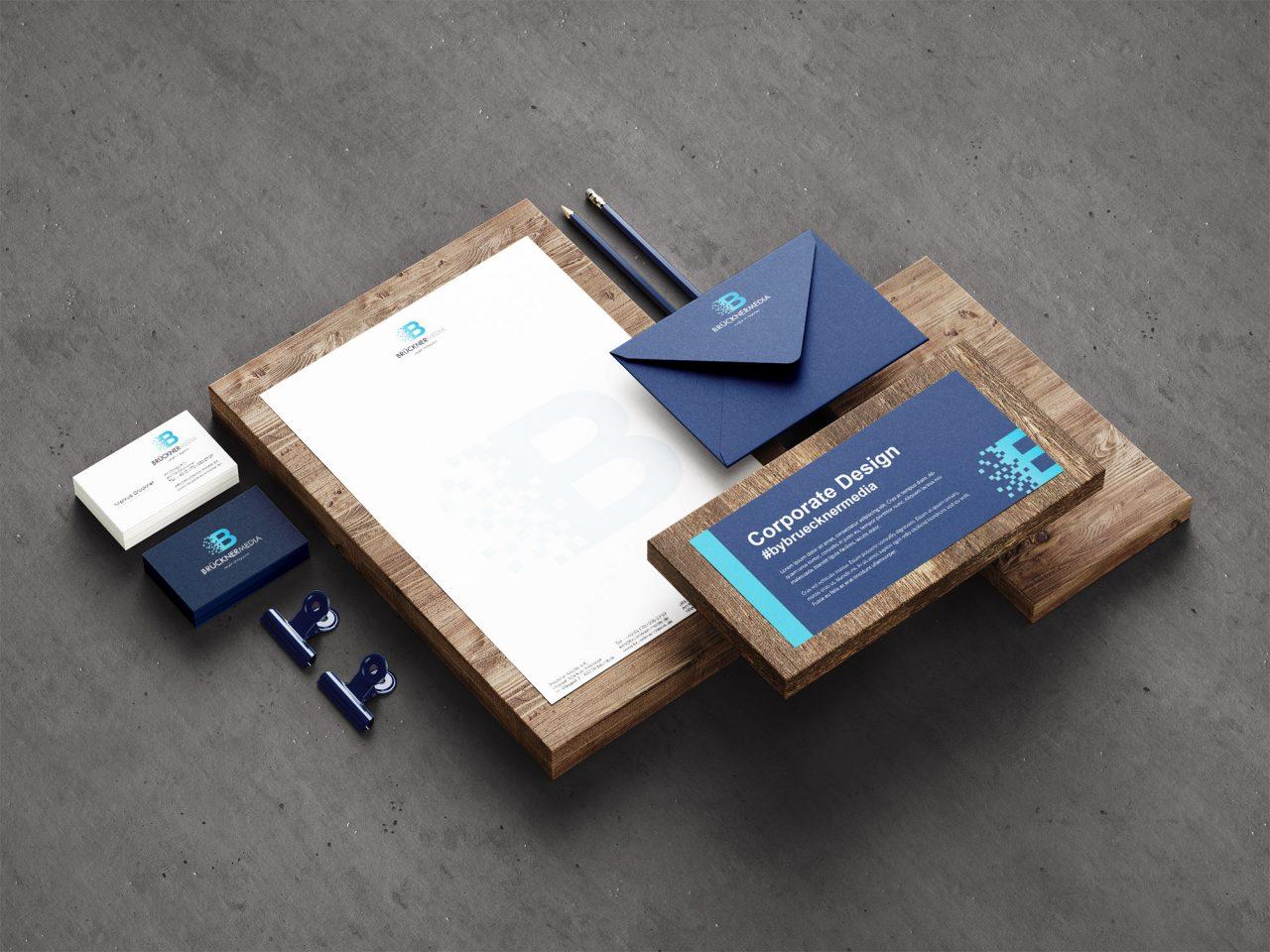 Corporate Design Erstellung