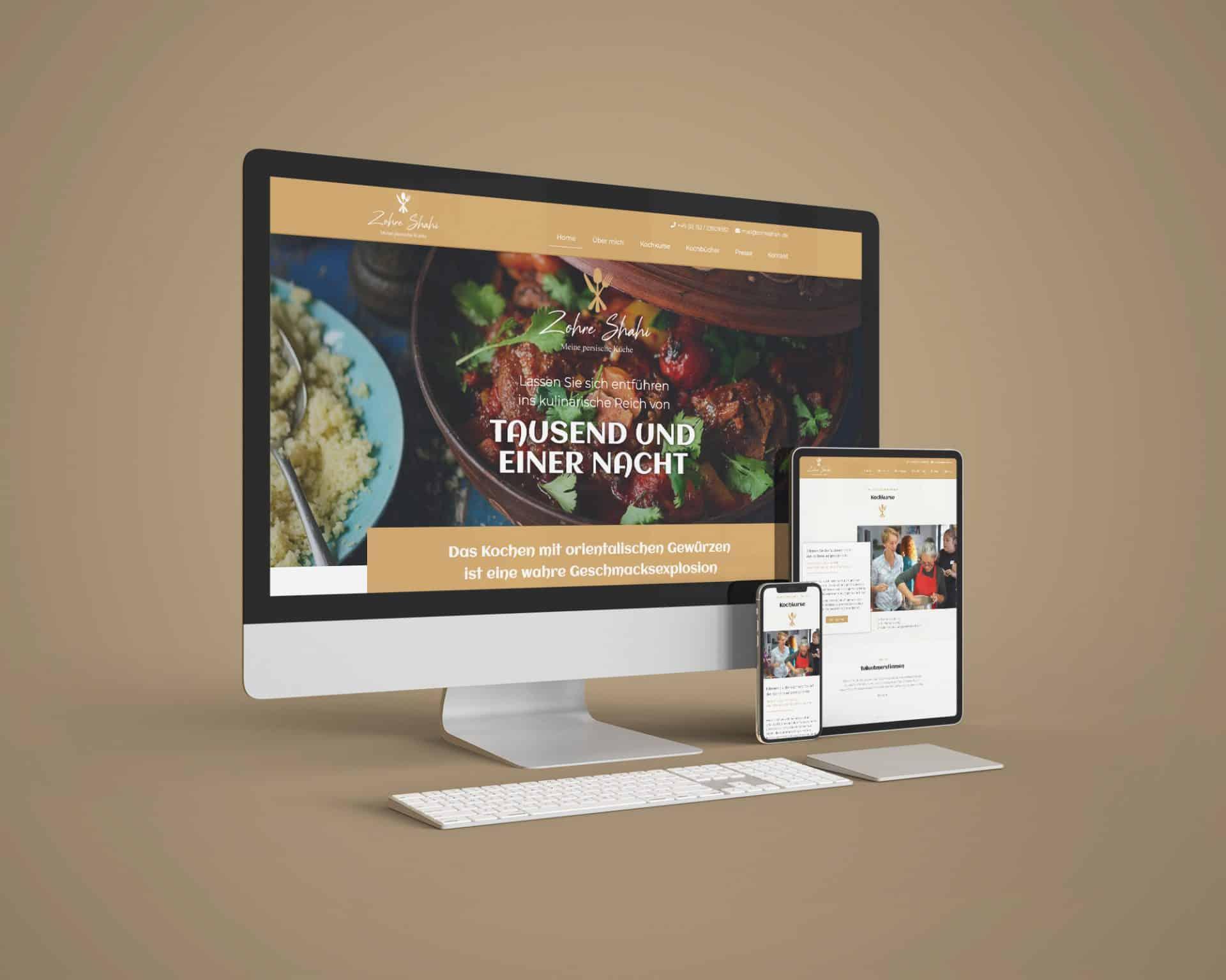 Zohre Shahi - Website